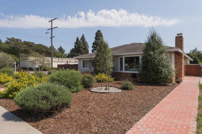 Oxnard Single Family Home For Sale: 400 W Beverly Drive