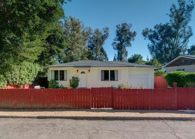Ojai Single Family Home Active Under Contract: 217 E Oak Street