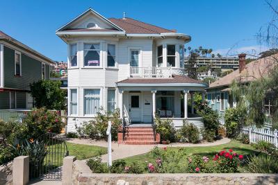 Ventura Single Family Home For Sale: 943 E Main Street