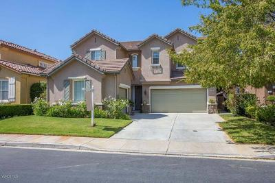 Simi Valley Single Family Home Active Under Contract: 163 Brooks Court