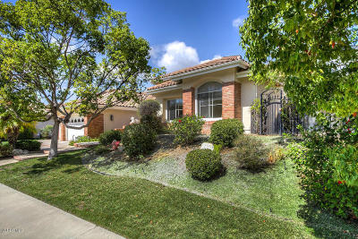 Newbury Park Single Family Home For Sale: 1761 Crystal View Circle