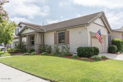Camarillo Single Family Home Active Under Contract: 3804 Fountain Street