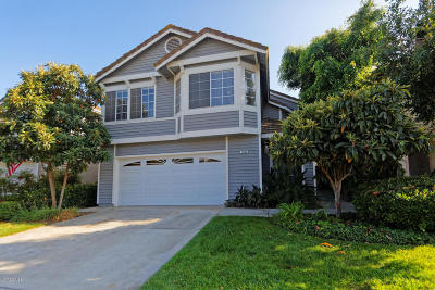 Moorpark Single Family Home For Sale: 11950 Bubbling Brook Street