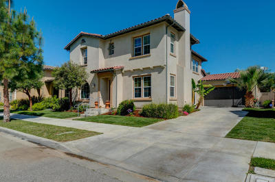 Ventura Single Family Home For Sale: 8167 Platinum Street