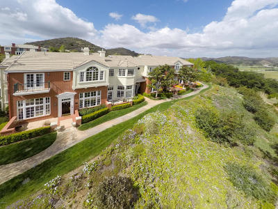Thousand Oaks Single Family Home For Sale: 2430 Swanfield Court