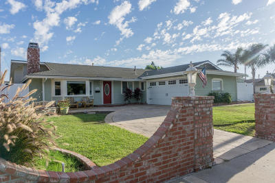 Camarillo Single Family Home For Sale: 2906 Knight Rondo