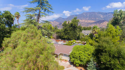 Single Family Home For Sale: 1437 San Gabriel Street