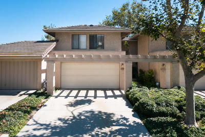 Ventura Single Family Home Active Under Contract: 6724 Sargent Lane