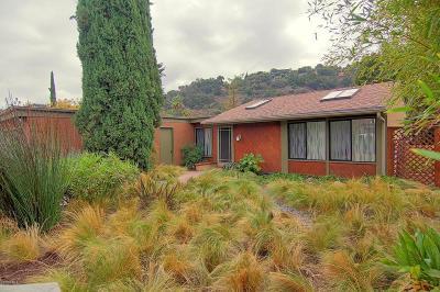 Oak View Single Family Home For Sale: 54 W Calle El Prado