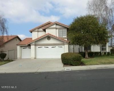 Moorpark Rental For Rent: 12683 Hillside Drive