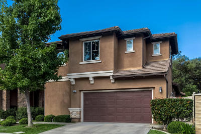 Newbury Park Single Family Home For Sale: 595 Clearwater Creek Drive