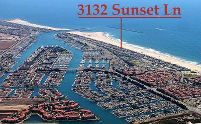 Single Family Home For Sale: 3132 Sunset Lane