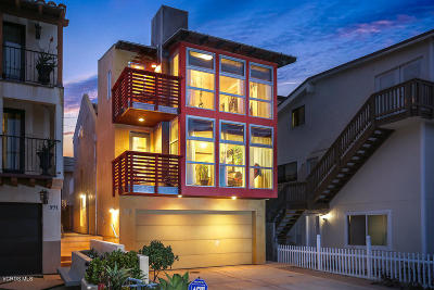 Hollywood By The Sea - 1002582, Silverstrand Beach - 1002702 Single Family Home For Sale: 373 Cahuenga Drive