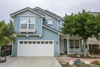 Ventura Single Family Home Active Under Contract: 765 Bennett Avenue