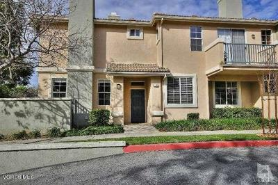Ventura Single Family Home Active Under Contract: 43 W Shoshone Street
