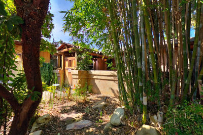Ojai Single Family Home For Sale: 706 E Oak Street