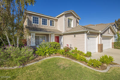 Ventura Single Family Home For Sale: 9 Alhambra Avenue