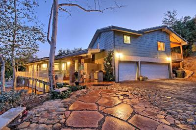 Ojai Single Family Home For Sale: 11025 Creek Road