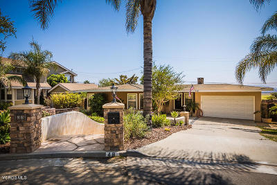 Camarillo Single Family Home Active Under Contract: 48 Orchard View Street