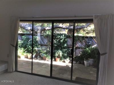 Ojai Rental For Rent: 1103 Creekside Way #A