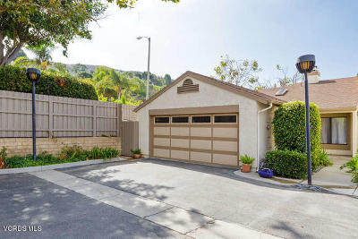 Ventura Single Family Home For Sale: 450 Blackfoot Lane