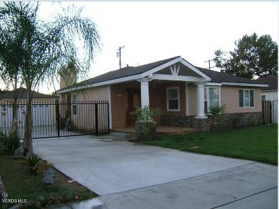 Single Family Home Active Under Contract: 4510 Sultana Avenue