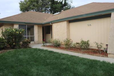 Camarillo Single Family Home For Sale: 28108 Village 28