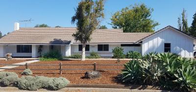 Somis Single Family Home For Sale: 6187 La Cumbre Road
