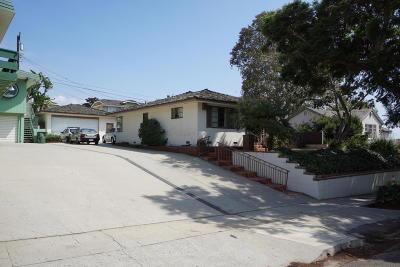 Ventura CA Single Family Home For Sale: $699,000