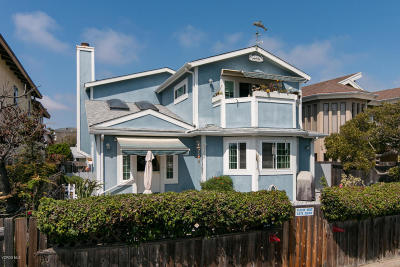 Ventura CA Single Family Home Sold: $995,000