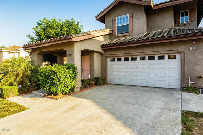 Oxnard Single Family Home For Sale: 1530 Levi Way