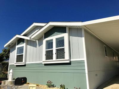 Ventura Mobile Home Active Under Contract: 11100 Telegraph Road #56