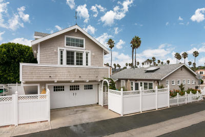 Ventura Single Family Home For Sale: 1143 Brunswick Lane