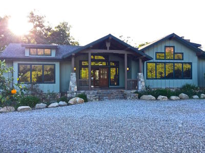 Ojai Single Family Home For Sale: 1615 McNell Road