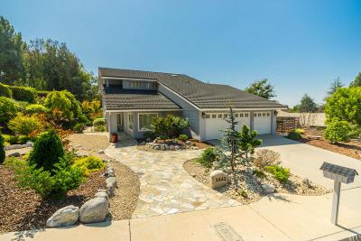 Thousand Oaks Single Family Home For Sale