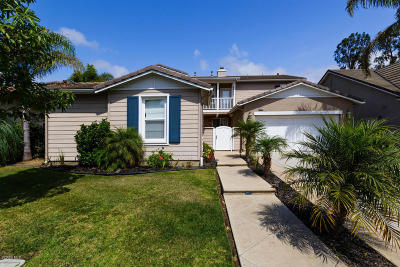 Oxnard Single Family Home For Sale: 3627 Dry Creek Lane