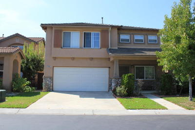 Oxnard Single Family Home For Sale: 2185 Posada Drive