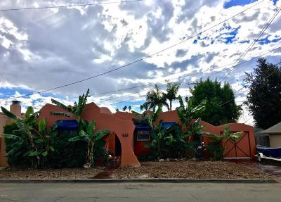 Ventura Single Family Home For Sale: 3028 Central Avenue