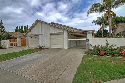 Camarillo Single Family Home For Sale: 133 Tree Fern Court #48