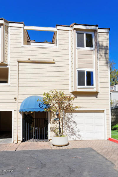 Westlake Village Single Family Home For Sale: 1176 S Westlake Boulevard #A