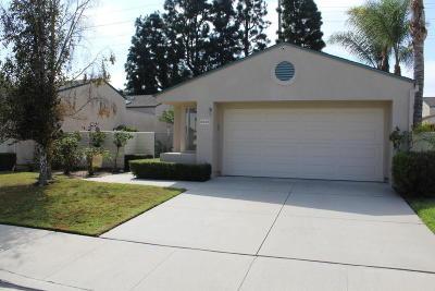 Ventura CA Single Family Home For Sale: $599,500