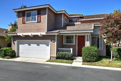 Ventura Single Family Home For Sale: 130 Pacos Street