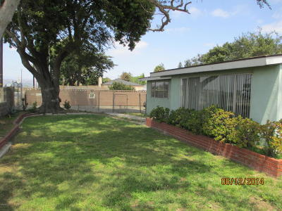 Oxnard Rental For Rent: 3202 Santa Clara Avenue