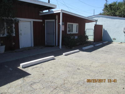 Ventura County Rental For Rent: 3202 E Santa Clara Avenue #1