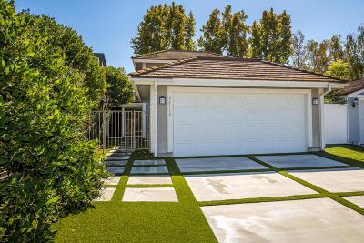 Westlake Village Single Family Home Active Under Contract: 32116 Beachlake Lane