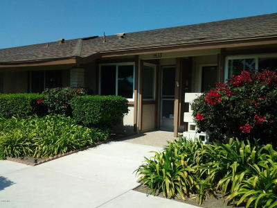 Port Hueneme Single Family Home For Sale: 61 W Delta Green