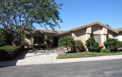 Camarillo Single Family Home For Sale: 6189 Gitana Avenue