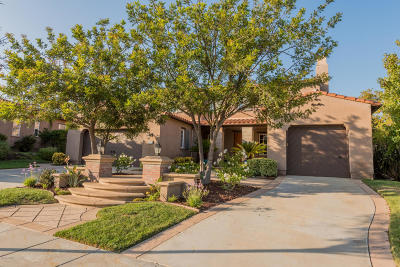 Newbury Park Single Family Home Active Under Contract: 5257 Via Quinto