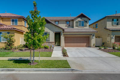 Oxnard Single Family Home For Sale: 539 Tiber River Way