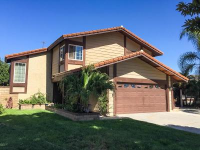 Oxnard Single Family Home For Sale: 2280 Lantana Street